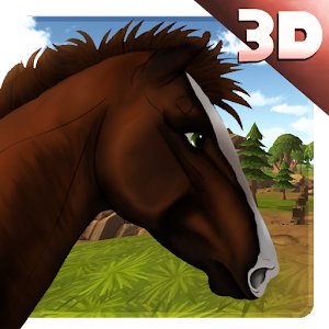 Wild Horse Adventure 3D for Android