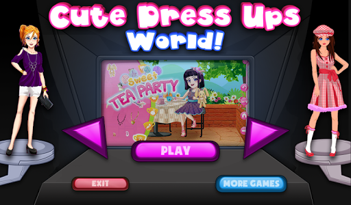 Cute DressUps World