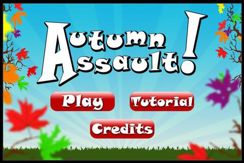 Autumn Assault Free - screenshot