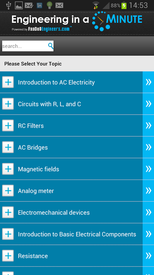 Electrical Instrumentation - screenshot