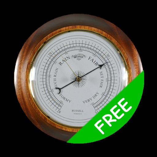무료 정확한 기압계 天氣 App LOGO-硬是要APP