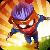Crazy Ninja Running