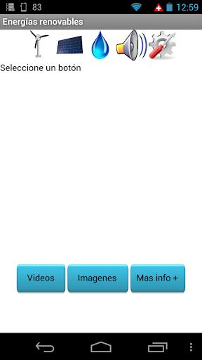 【免費教育App】Energias Renovables-APP點子