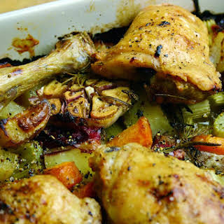Chicken Carrots Celery Onion Garlic Recipes.