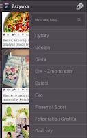Screenshot of ZSZYWKA