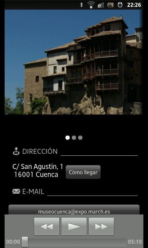 CUENCA- screenshot