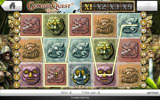 Screenshot of Eldorado Slot Machines Pokies