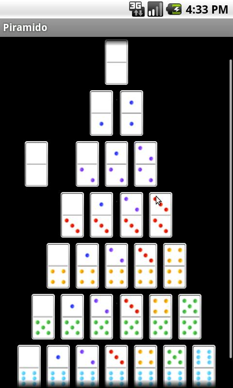 Piramido . Domino - screenshot