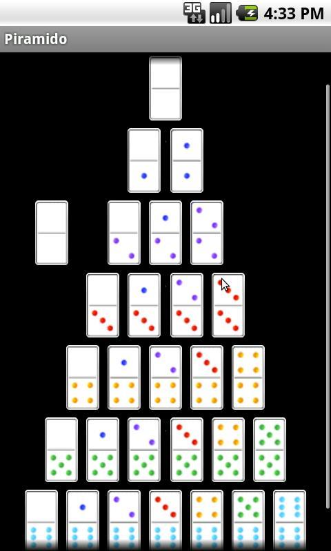 Piramido . Domino- screenshot