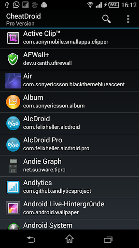 Cheat Droid ★ PRO root only