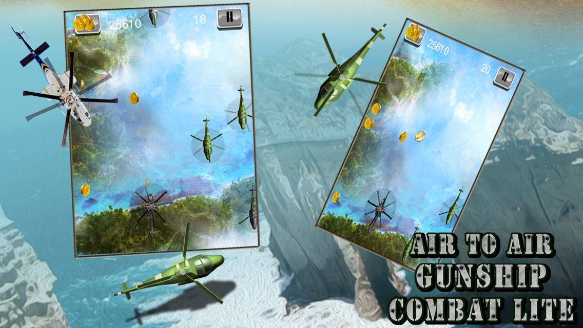 Air-To-Air-Gunship-Combat-Lite 14