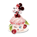 Minnie Cake of Cherry logo