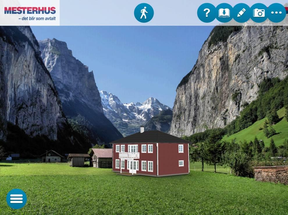 Mesterhus- screenshot