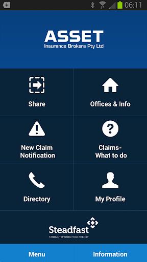 Asset Insurance Brokerapp