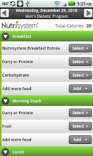 Nutrisystem - screenshot thumbnail