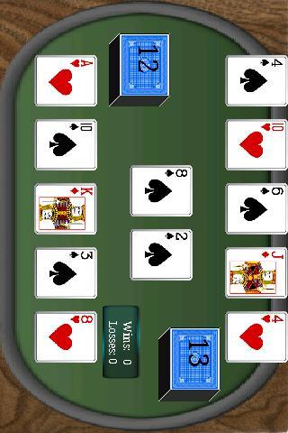 速度 - 吐紙牌遊戲