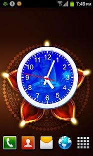 Diwali Clock Live Wallpaper GaGRYR-l2RnRu6vO8KNB