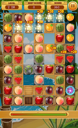 Fruit Crush - Match 3 games 1.2 screenshot 242247