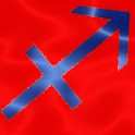 Zodiac Sign Sagittarius LWP logo