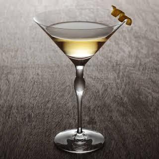 Smoky Martini.