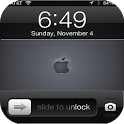 iPhone lock Screen Theme icon