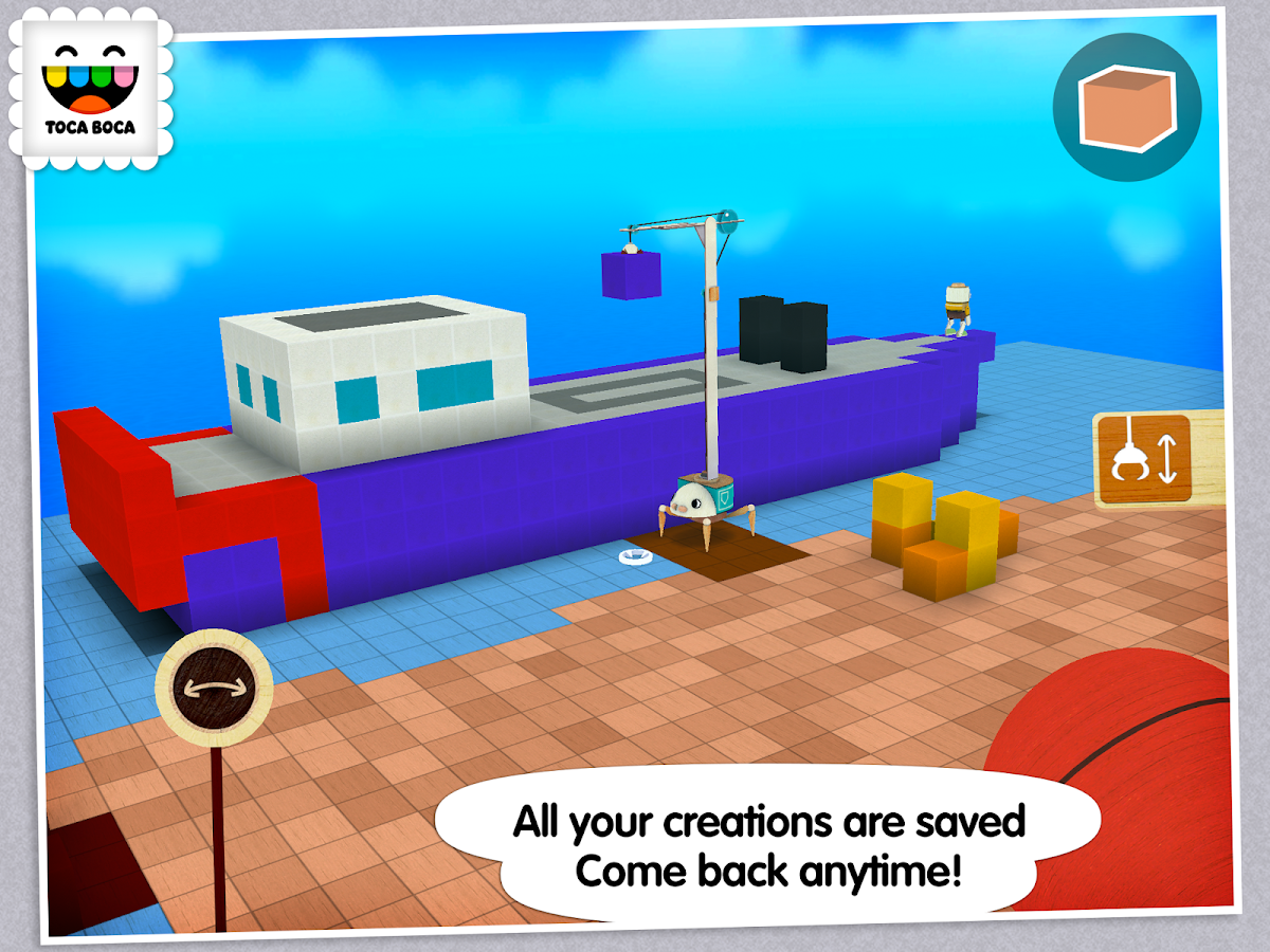 Toca Builders- screenshot