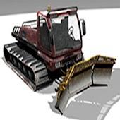 Snow Excavator Truck Simulator
