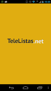 TeleListas.net Mobile - screenshot thumbnail