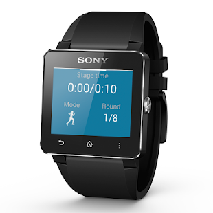 HIIT for Sony SmartWatch 2 - screenshot thumbnail