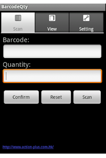 Inventory Barcode Scanner - screenshot thumbnail