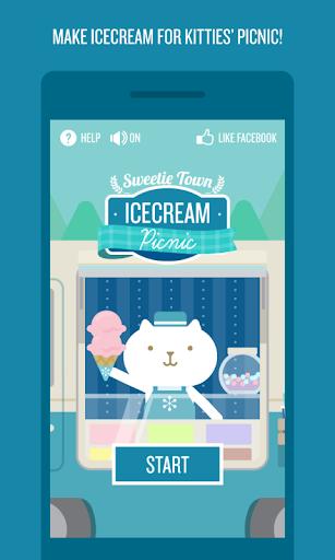 Icecream Picnic - Sweetie Town