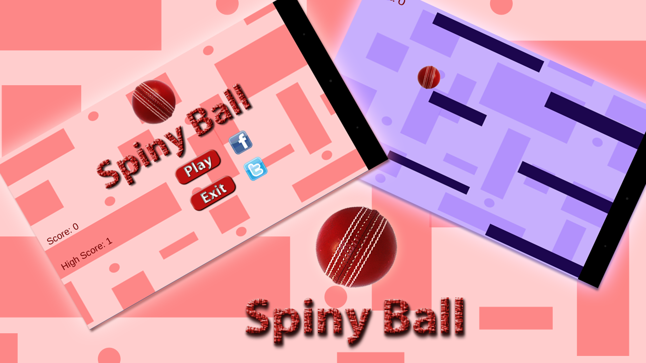 Spiny Ball : The arcade game- screenshot