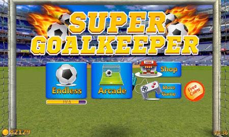 Super Goalkeeper - Soccer Game 0.70 screenshot 8419