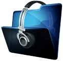 Music Folder Player logo