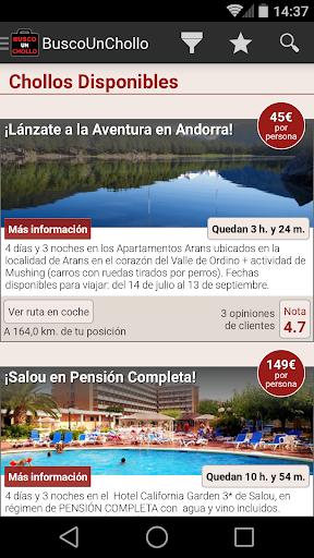 BuscoUnChollo - Viajes Hoteles