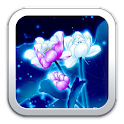Romantic Flower Live Wallpaper icon