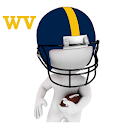 West Virginia Football logo