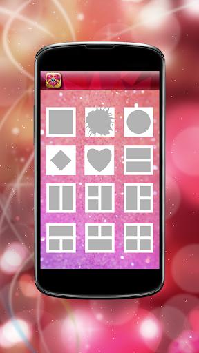 レインボー毒カカオトークテーマのアプリ(アンドロイド)・オールアプリ