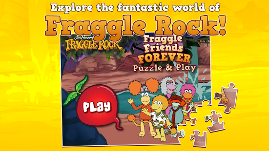 Fraggle Friends Forever Free- screenshot thumbnail