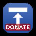 Instant Upload Donate Key icon