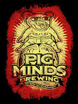 Logo of Pig Minds Happidaze Blueberry Ale