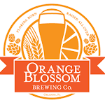 Logo of Orange Blossom Brewing Co Pilsner Squared