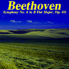 Beethoven's 4th Symphony icon