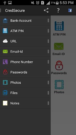 【免費工具App】CredSecure-APP點子