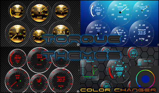 Torque Theme Glass OBD 2 screenshot 7
