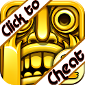 Temple Run 2 Click to Cheat icon