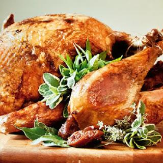 Deep-Fried Turkey.