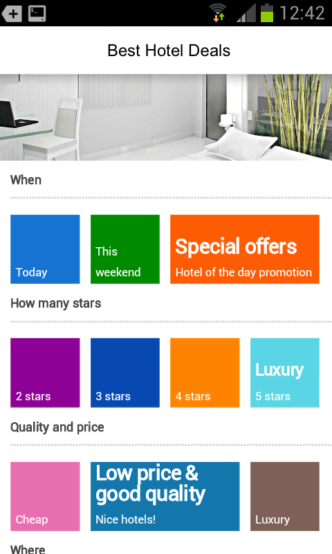Blackpool Hotels Cheap & Deals - screenshot