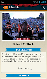Lollapalooza Official App - screenshot thumbnail