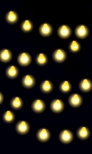 Patio Lights Live Wallpaper